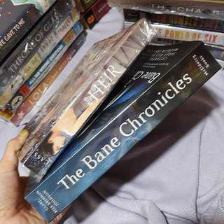 THE HEIR  /  BANE CHRONICLES