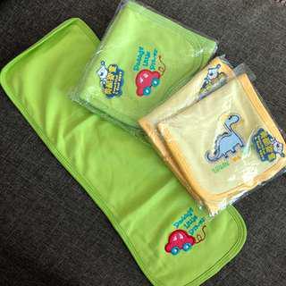 Baby Burp/Sweat Towel