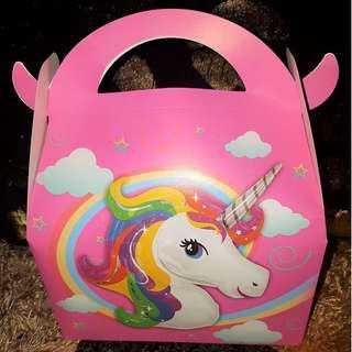 Unicorn #2 Party Box