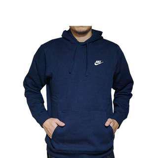 Nike Sportswear Navy Fleece Hoodie