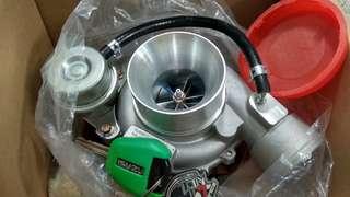 Turbo Billet Fin 44MM 50psi PnP Isuzu 4JJ/4JK
