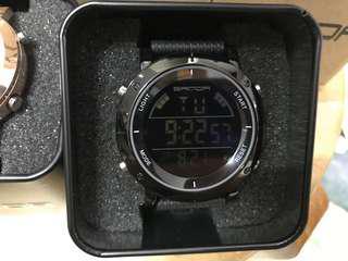 ⌚️SANDA 2018 Fashion Watch W410