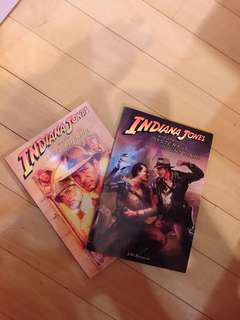 Indiana Jones and the Last Crusade / Indiana Jones and the Mystery Of Mount Sinai