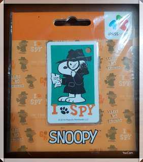 🚚 (🔰低價出清)Snoopy 一卡通
