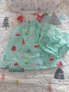GAP BB裙 3-6個月