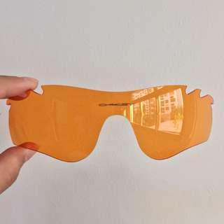 Oakley Radarlock Replacement Lens Persimmon Vented