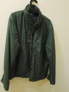 Polo ralph lauren jacket with hoodie