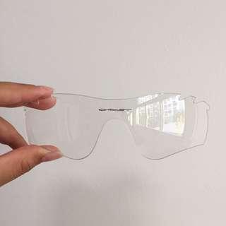 Oakley Radarlock Replacement Clear Lens