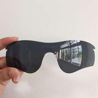 Oakley Radarlock Replacement Lens Grey Polarized