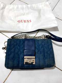 Guess slingbag jeans