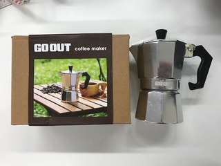 Go Out 滴滴咖啡壺 Coffee Maker ☕️全新