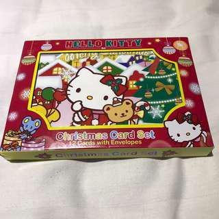 Sanrio Hello Kitty Christmas Cards