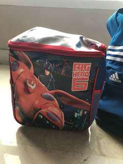 Big hero 6 school bag