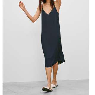 Aritzia Babaton Templeton Dress XXS