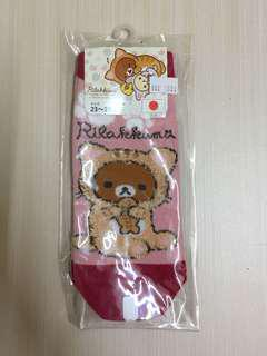 🚚 日本限定 拉拉熊襪子