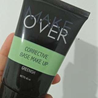 share in jar-Corrective Based Makeup Greenish