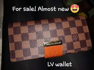 LV WALLET FOR SALE! AUTHENTIC 😍