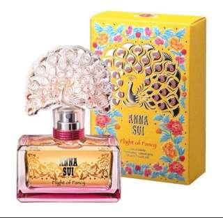 Anna Sui flight of fancy parfume