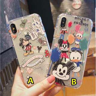 PO - mickey case for iphone