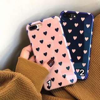 PO - Love hologram case for iphone