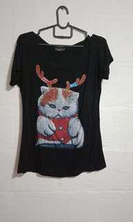 🚚 Cat Tshirt