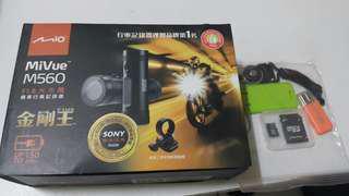 金剛王M560 1080p行車記錄器 含32g記憶卡