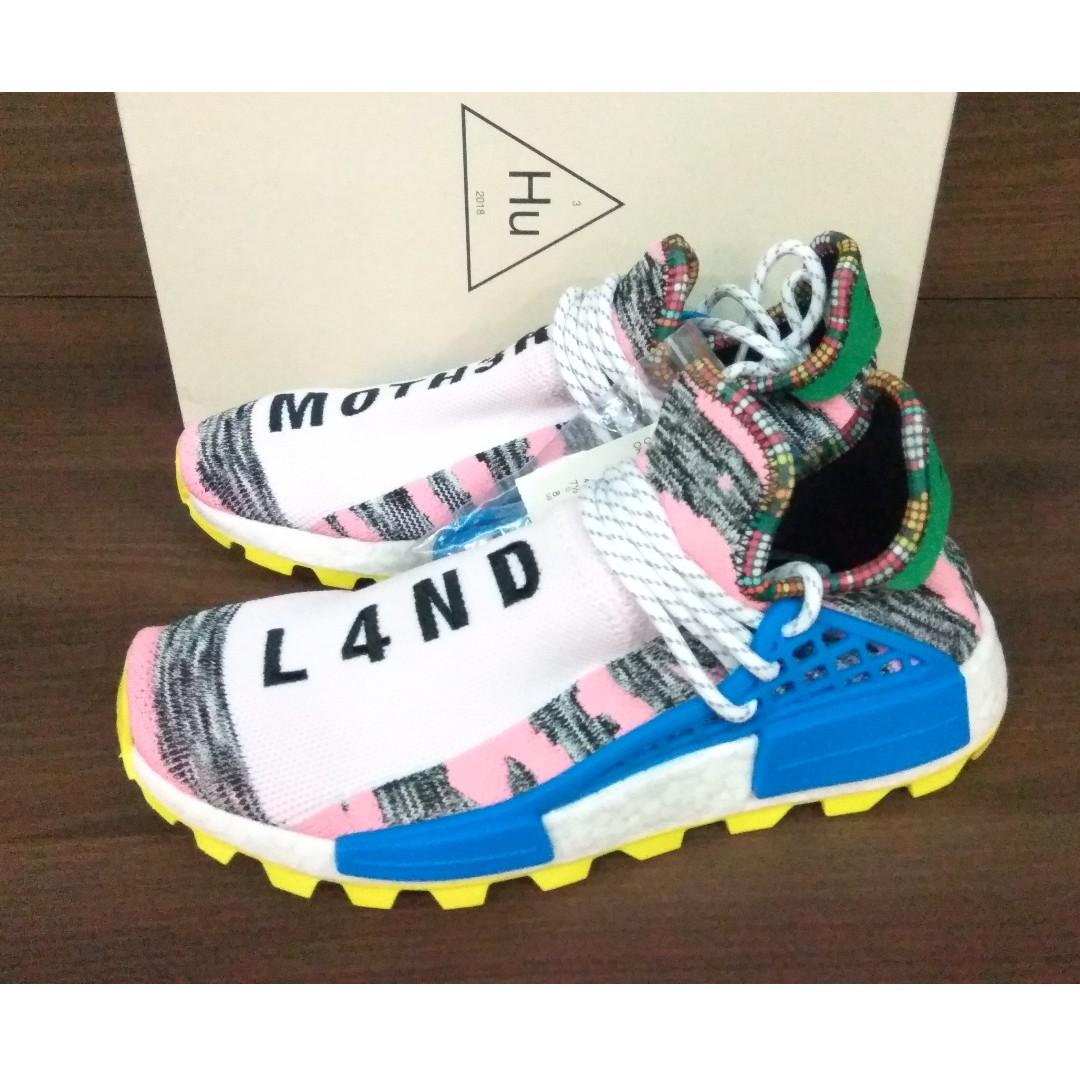 a4cf34731 Adidas Human Race Afro Solar Pack