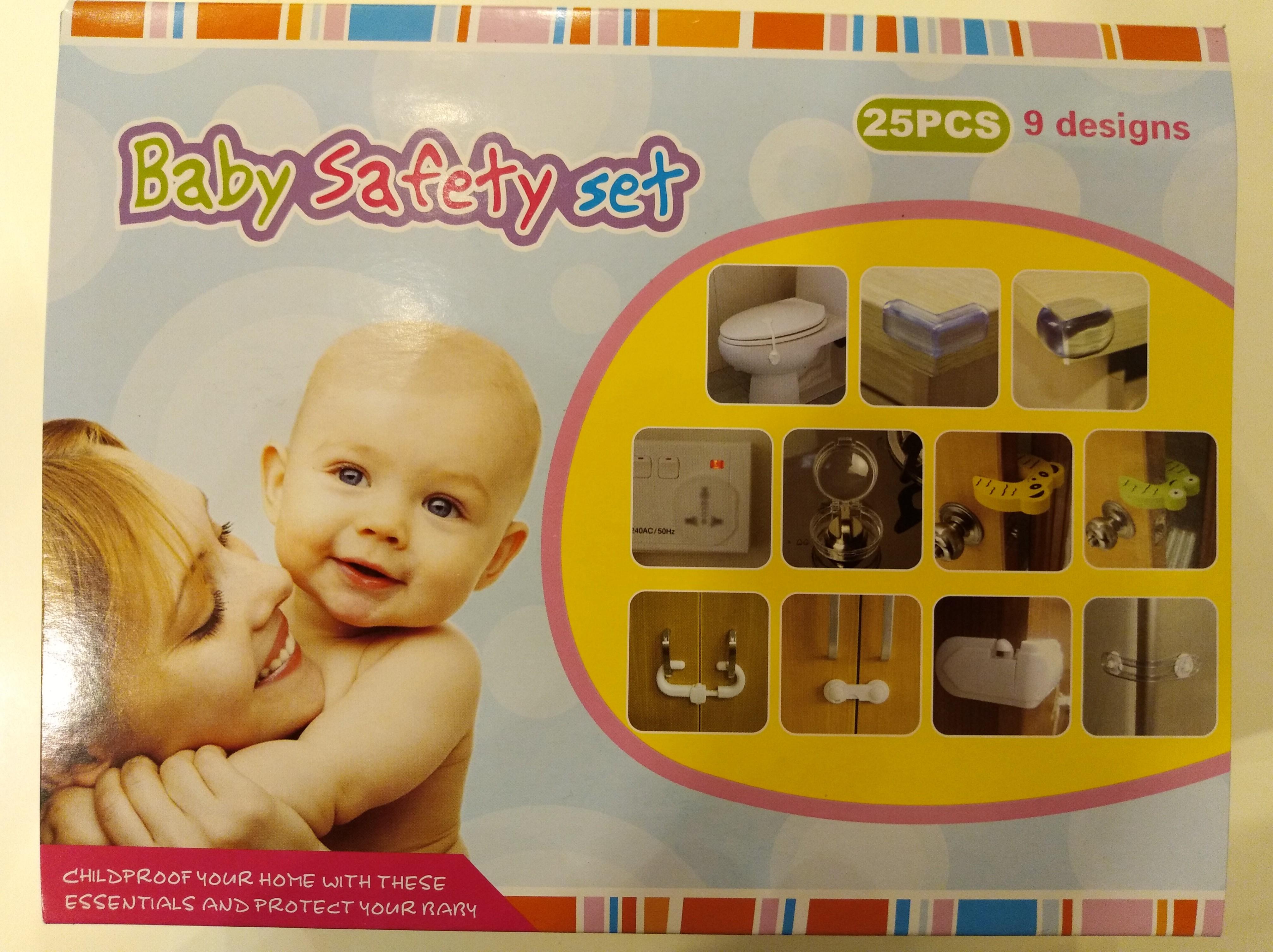 f51164fca149 Baby safety sets 25 pcs