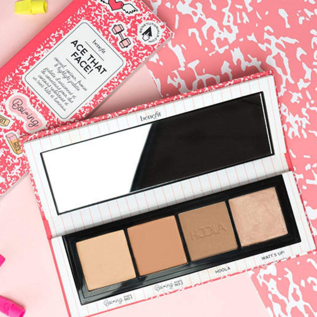 Benefit Ace That Face Concealer Pallette BRAND NEW & AUTHENTIC [PRICE IS FIRM, NO SWAPS]