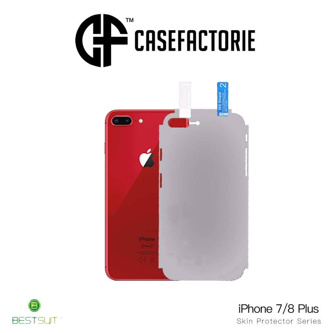 buy popular 06595 29c46 Bestsuit Full Body iPhone 8/7/ Plus Back Skin Protector