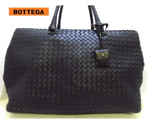 Bottega Boston Black