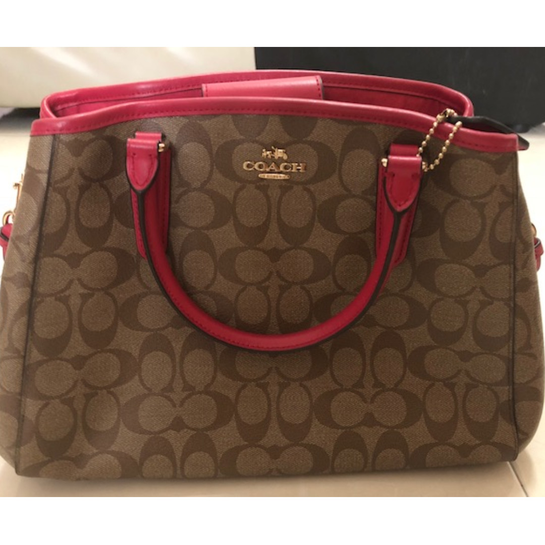 07c8be0b0a50 Brand New Coach Hand Bag for Sale..!!