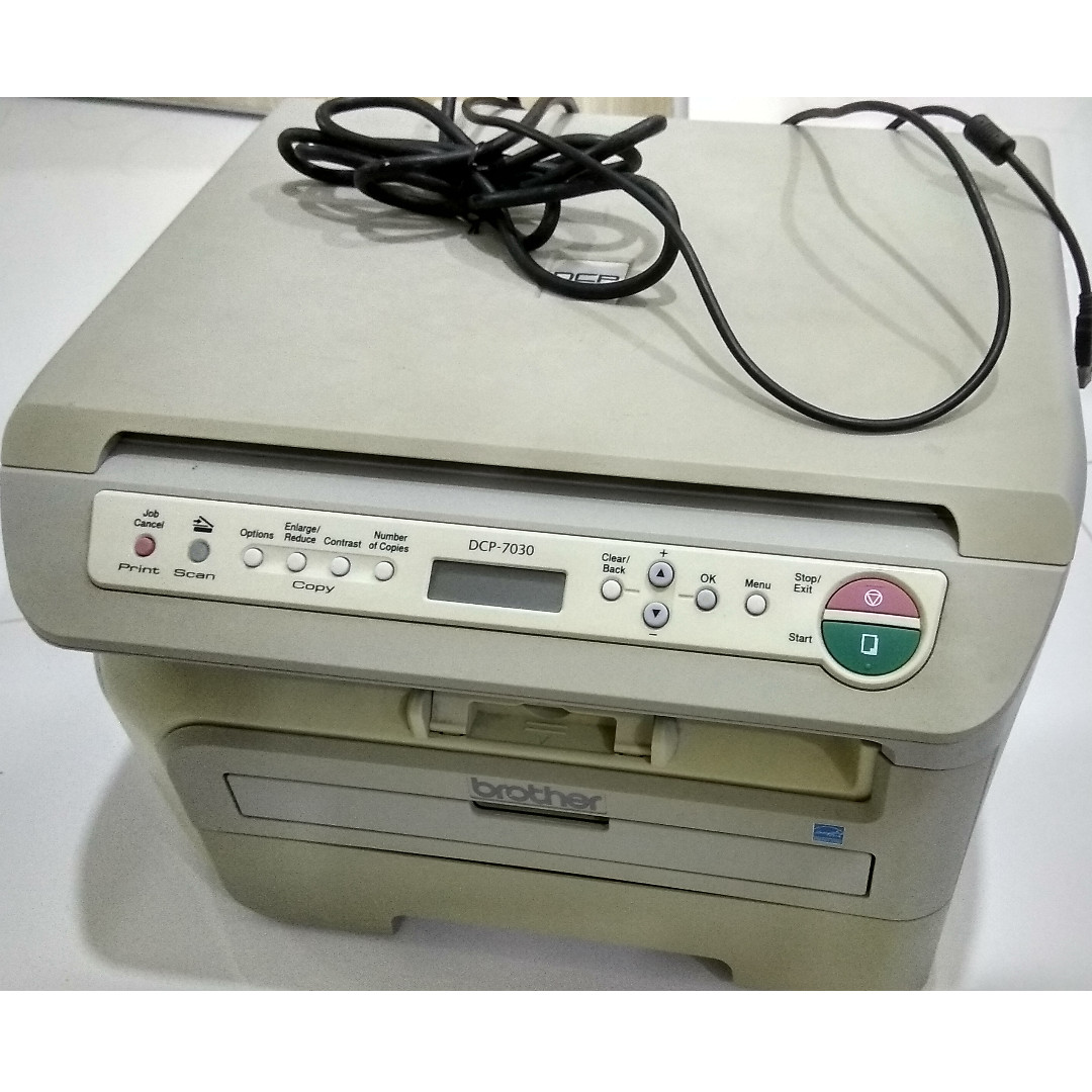 Brother Dcp 7030 Laser Printer Mfp