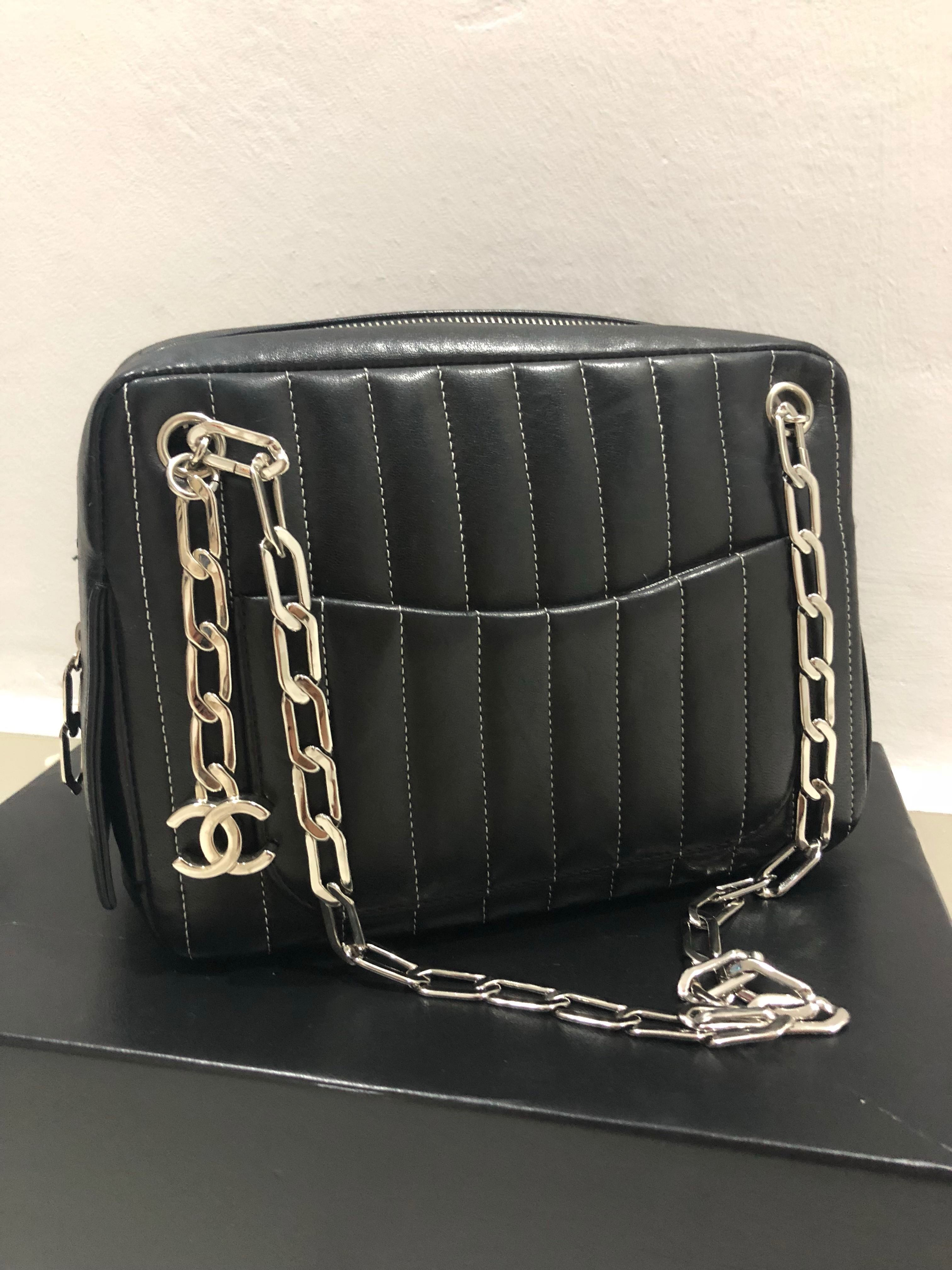 7c9d62f7d388 Chanel series #10, Luxury, Bags & Wallets, Handbags on Carousell