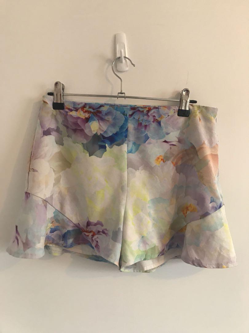 Dotti Floral Shorts