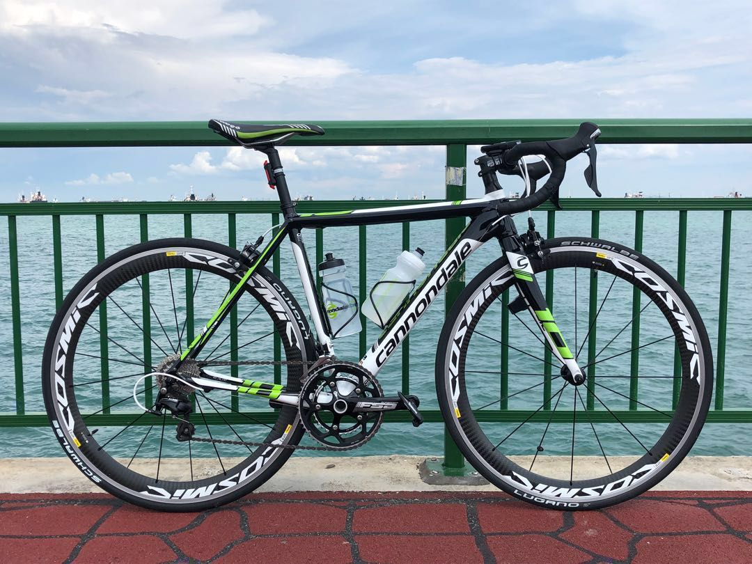 81df2ebc006 Fully Loaded Cannondale Caad 10, Bicycles & PMDs, Bicycles, Road Bikes on  Carousell