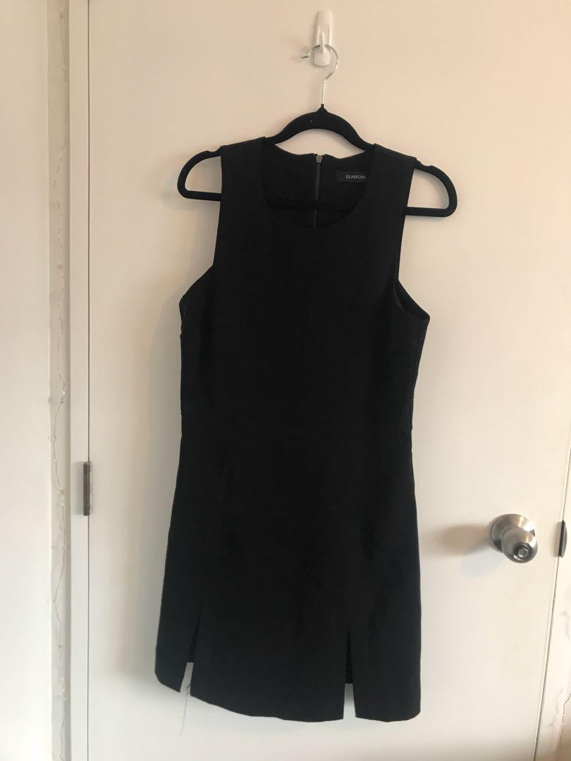 Glassons LBD with splits