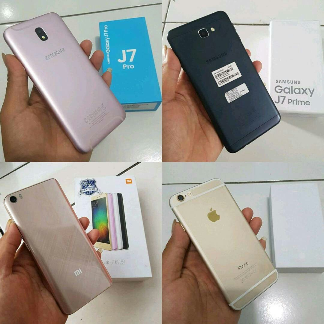 Henphone IPhone Samsung Oppo Xiaomi Vivo Dll Mobile Phones Tablets Android On Carousell