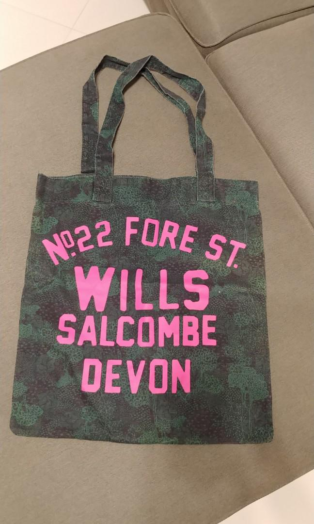 Jack Wills Tote Bag