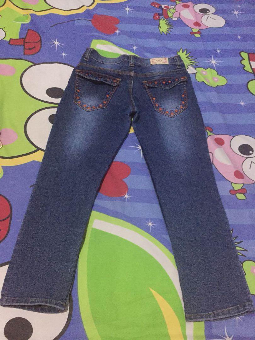 Jeans Anak size 8