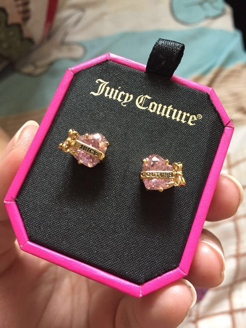Juicy Couture Earrings 1fb32d00e