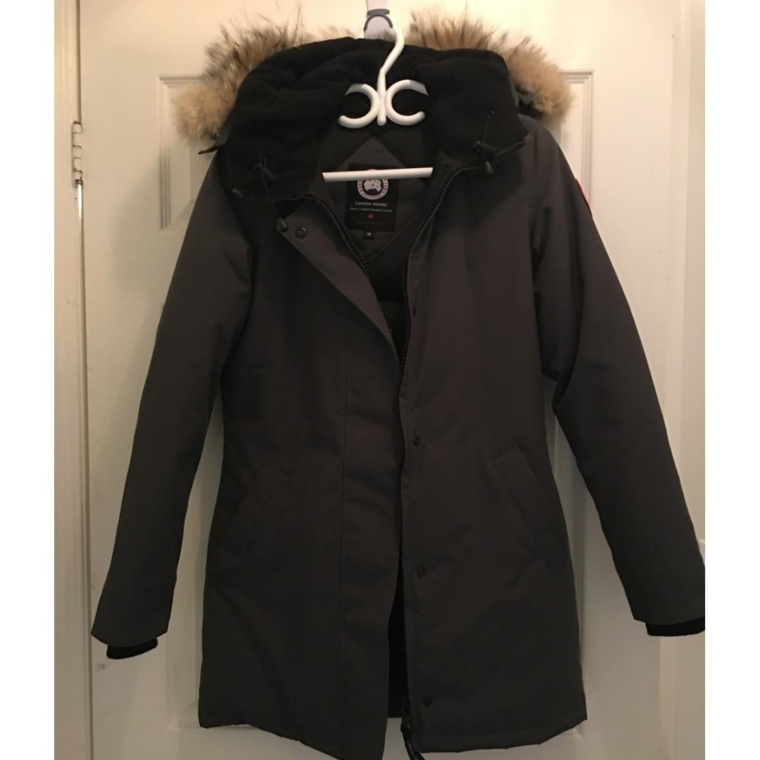 Like-New Canada Goose Victoria Parka