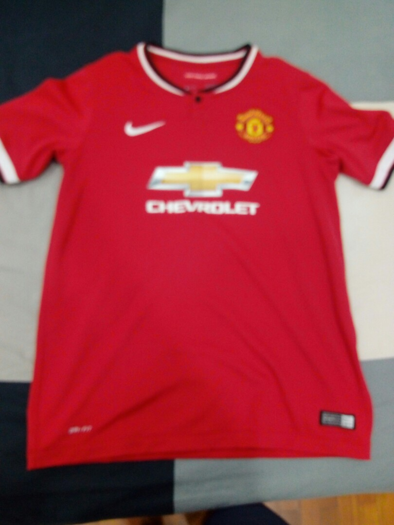 a24c9d6e5 Man Utd Shirts 2014 - DREAMWORKS