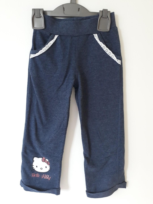 d7d5337ee Mothercare Hello Kitty cotton pants, Babies & Kids, Girls' Apparel ...