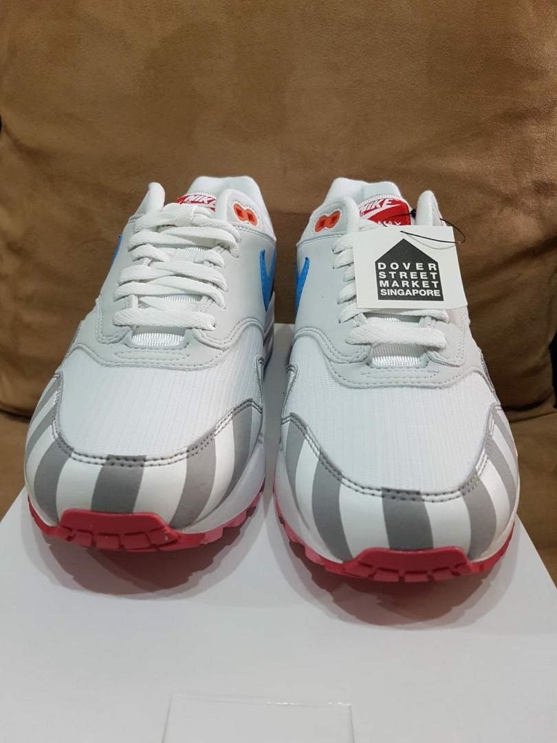 Nike Air Max 1 Parra : Sneakers