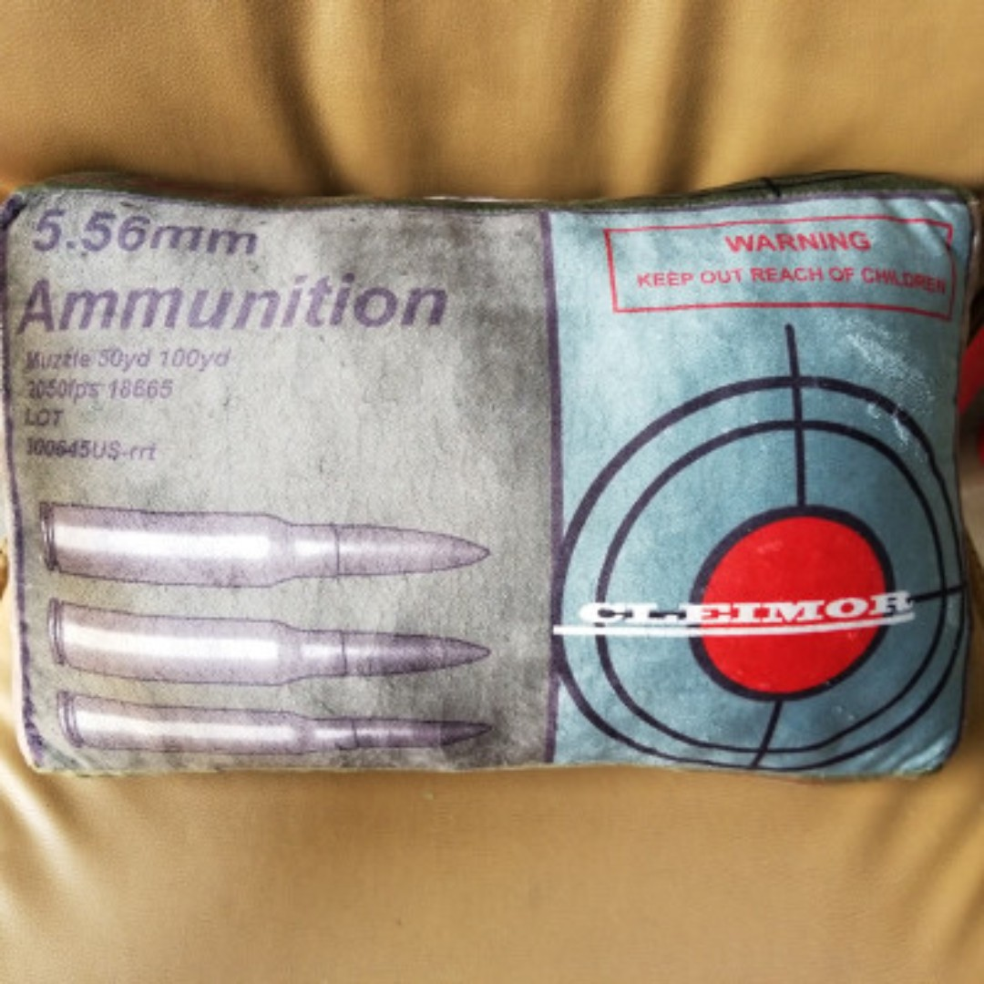 [PO] PUBG Mobile - Ammo Cushion