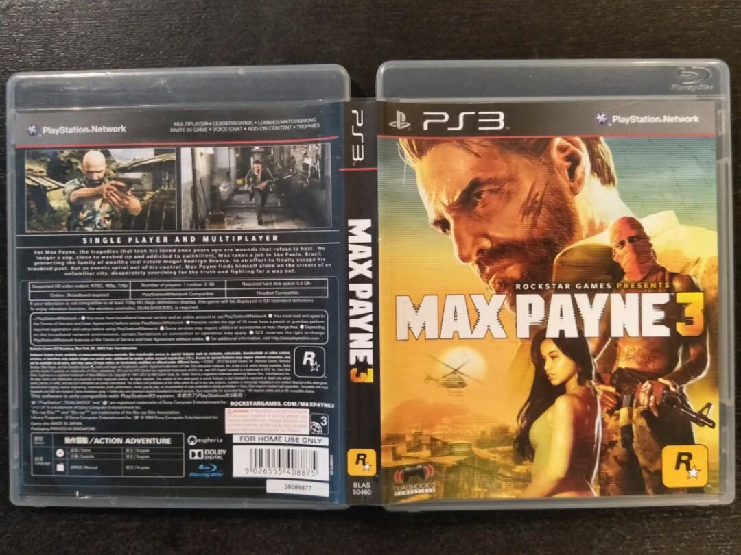 max payne movie tv tropes