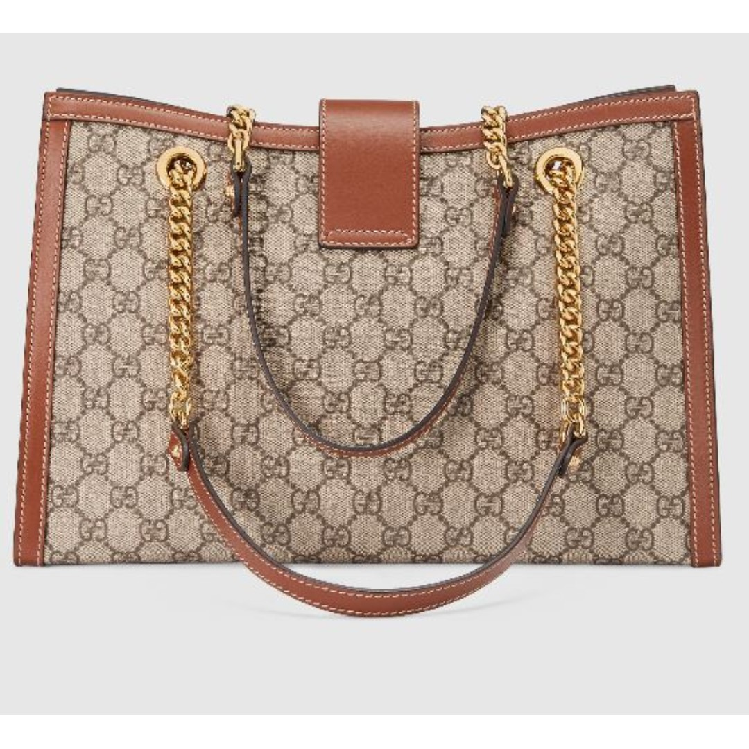 e09d3f600711d3 Gucci Padlock Medium GG Shoulder Bag!, Women's Fashion, Bags & Wallets on  Carousell