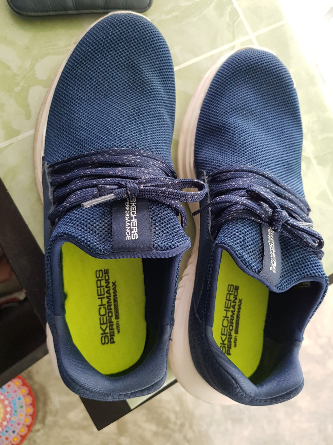 skechers performance with goga max