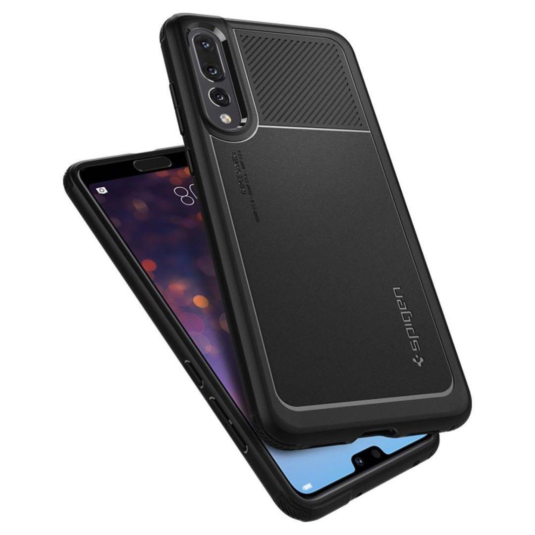 Spigen Huawei P20 Pro Case Marked Armor